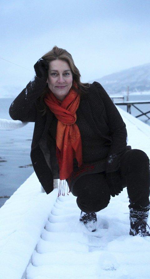 Allsidig: Nina Bendiksen jobber mye med musikkteater og er nå også ute med en barneforestilling.Foto: Hilde Sandvær