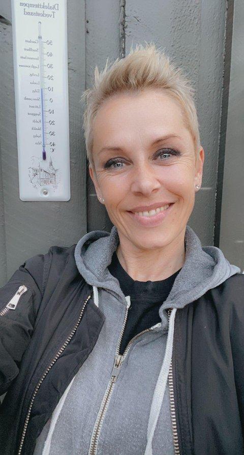 Klar for sommerjobb: Stine Rønbeck ser frem til å jobbe i utelivsbransjen igjen.