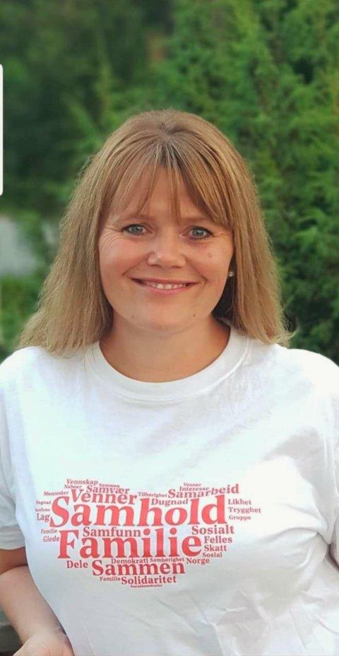 Line Flåtten, Ordførerkandidat for Rindal Arbeiderparti.