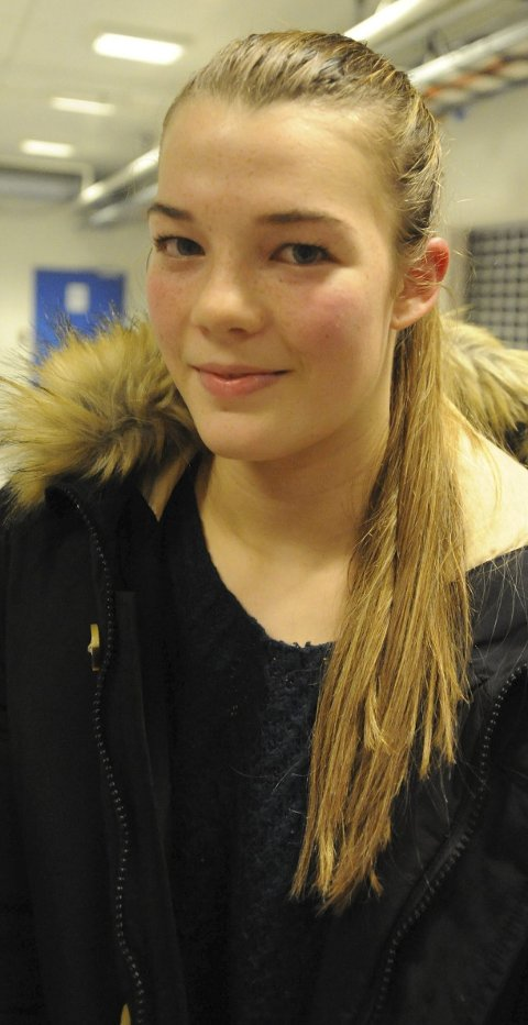 Kamilla Skogvold Olsen.