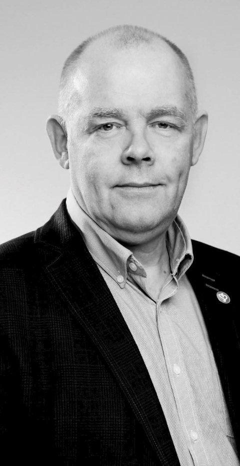 Enkel løsning: Jon Torp i Humana er ikke imponert over hvordan administrasjonen i Holmestrand har behandlet vedtaket fra kommunestyret.pressefoto