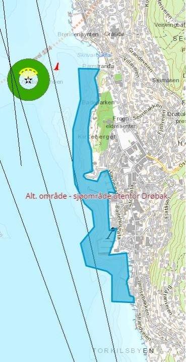 AKTUELT OMRÅDE: Et av områdene hvor det skal prøvefiskes og som er aktuelt som fredningsområde for hummer.