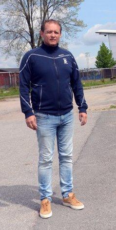 Pål Tønnesen, styreleder i Sarpsborg idrettsråd. (Foto: Ole-Morten Rosted)