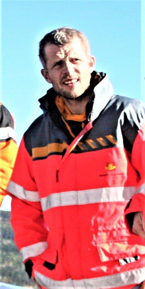 Stenger: Asbjørn Stensrud opplyser at Lunnertunnelen stenger 23. oktober klokka 09.00 på formiddagen.