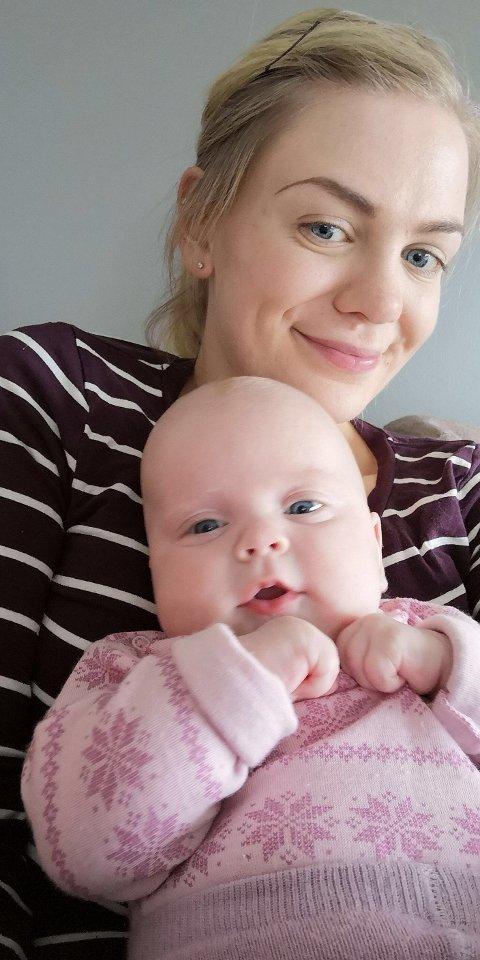 Nina Elisabeth Sjøstrand mener at kommunen bør gjøre det attraktivt for småbarnsfamilier å velge et miljøvennlig tiltak.