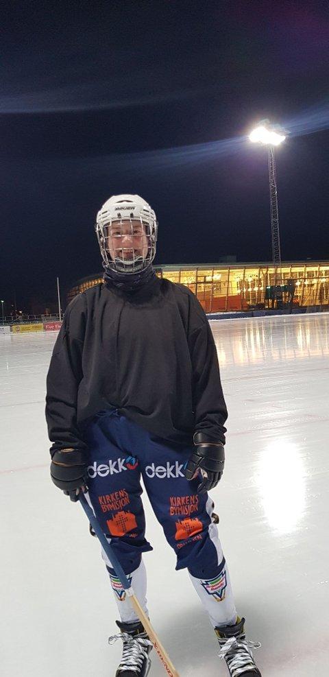 Ruth Eline Borge. Landslagsaktuell for Nordre Sande IL.