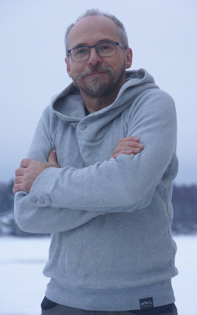 Odd Ivar Langegard. Hovedleder (pastor) i Larvik Vineyard