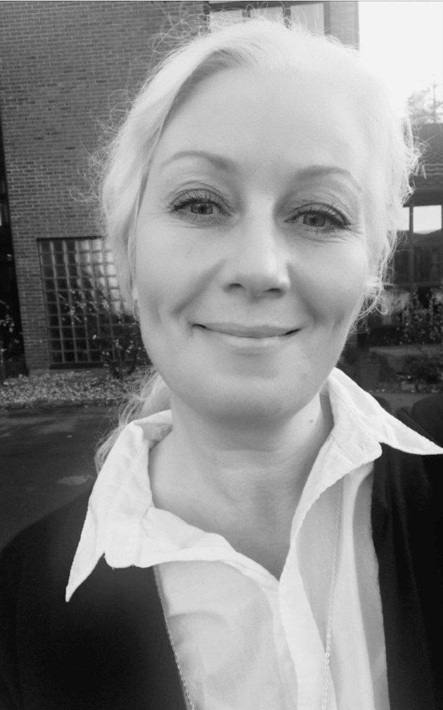 Merethe Engstrøm Distriktssekretær LO Stat Vestland