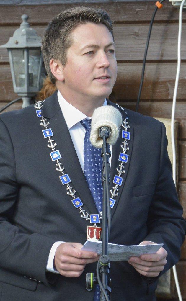 STRØMM: Ordfører i Svelvik Muri med tilsvar. Arkivfoto