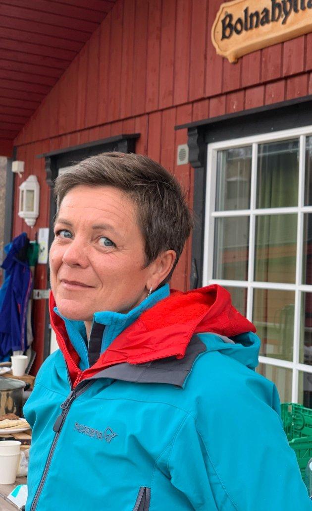 Barbro Holmstad, Regionleder NHF Nord Norge