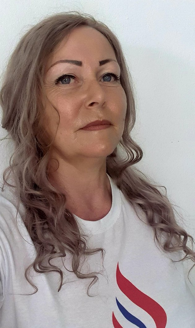 Tove Merethe Johansen 1. kandidat for Demokratene i Vestfold og Telemark
