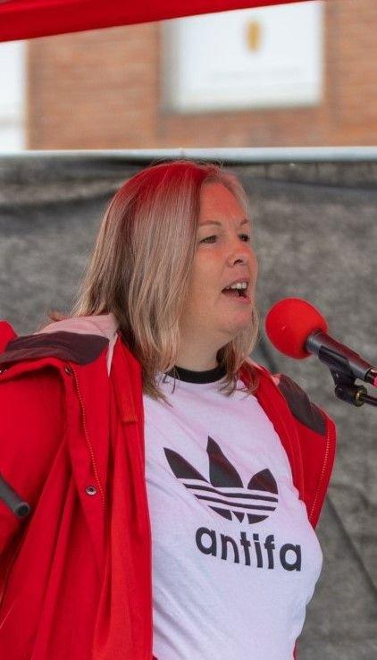Åse-Kari Kobbersletten, nestleder, FO Innlandet