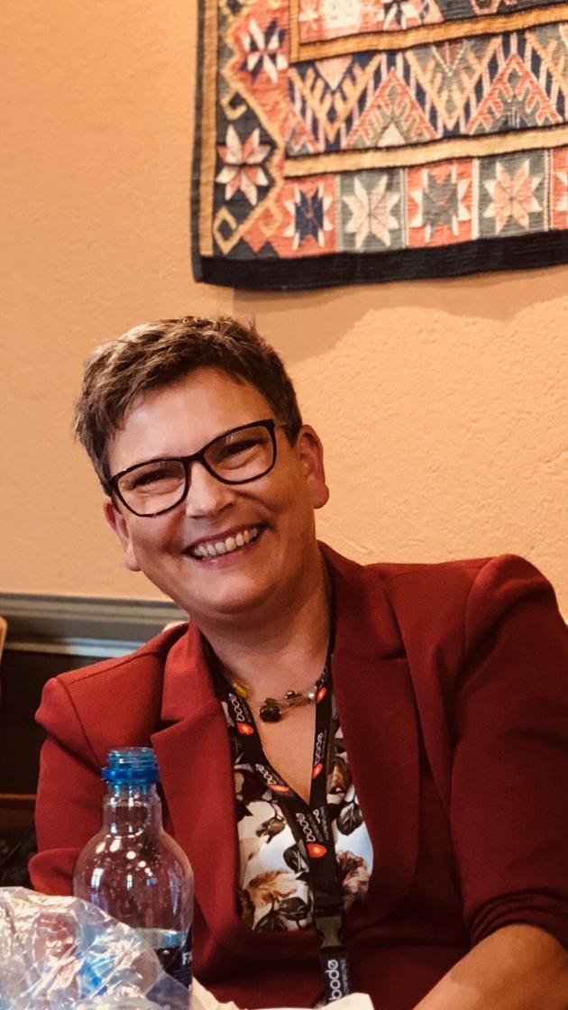 Ann-Kristin Moldjord, leder Bodø Arbeiderparti