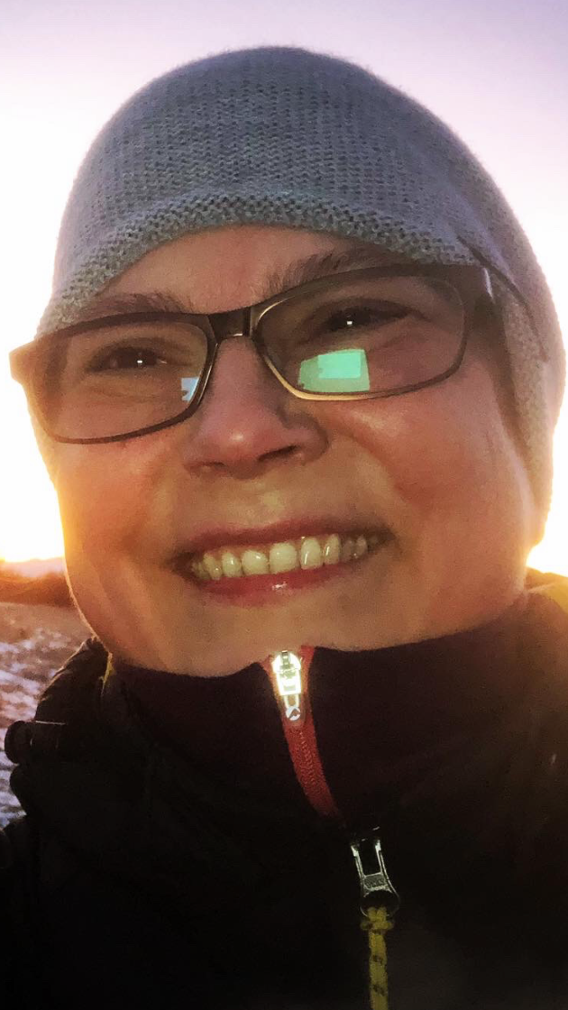 Ann-Kristin Moldjord, Distriktssekretær LO Stat