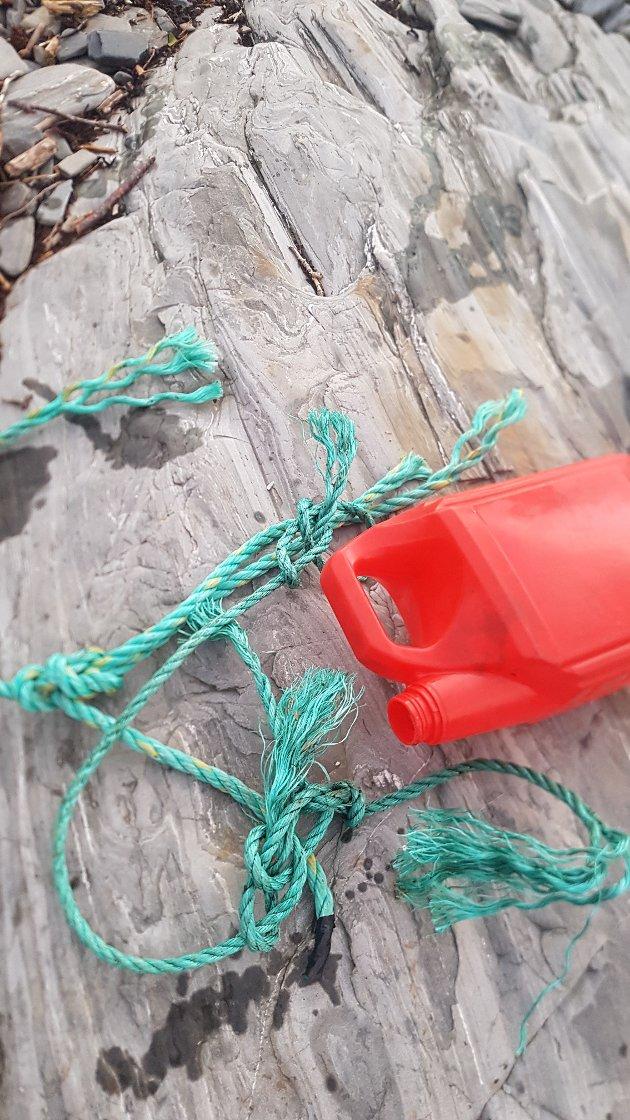 Om ingen kastet, ville det etter hvert bli mindre å rydde for alle strandrydderne, skriver Sverre Stakkestad.