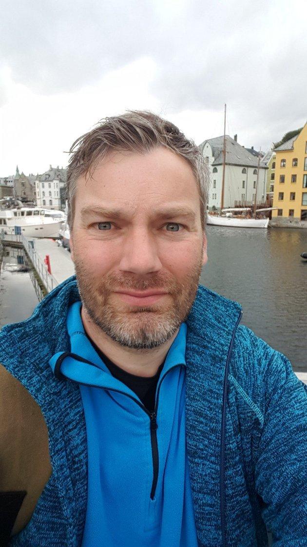 Kommunestyrerepresentant for Harstad Senterparti