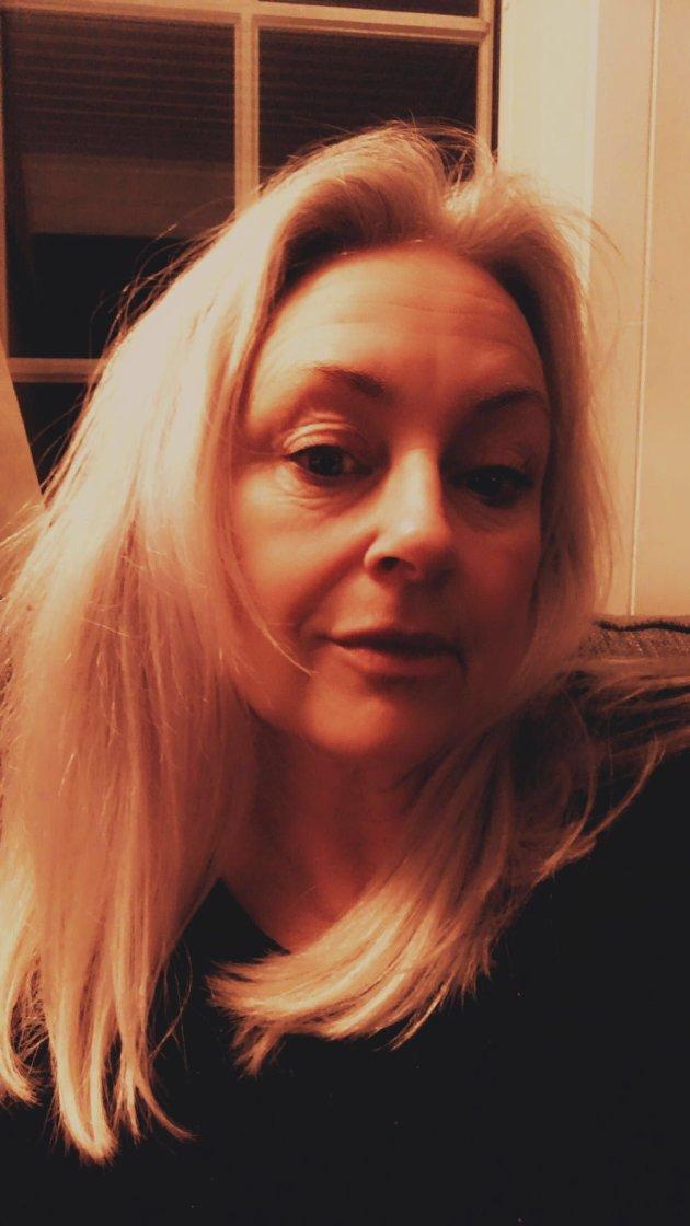Hanne Slettvold, leder i yrkesseksjon for samferdsel og teknisk i fagforbundet Vestfold og Telemark