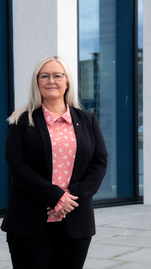 Stortingskandidat Mona Nilsen, Nordland Arbeiderparti