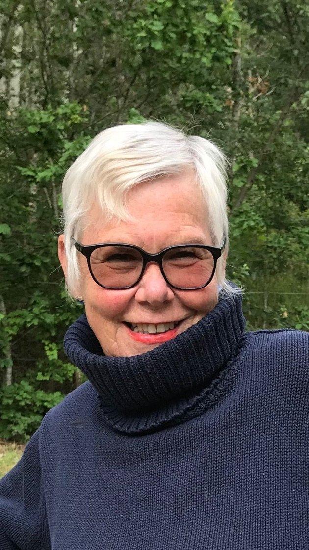 Hanne Luthen, kommunestyrereperesentant  Moss Arbeiderparti