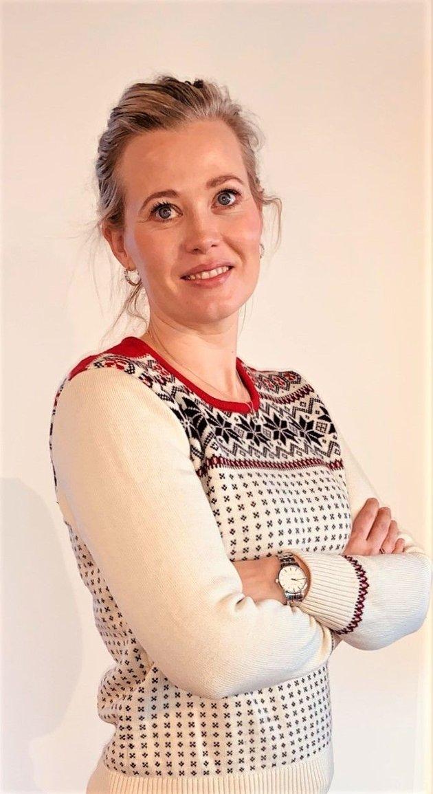 FULL UTBYGGING: - Senterpartiet jobber for full utbygging av rv4, skriver gruppeleder Kjersti Bjørnstad for fylkestingsgruppa.