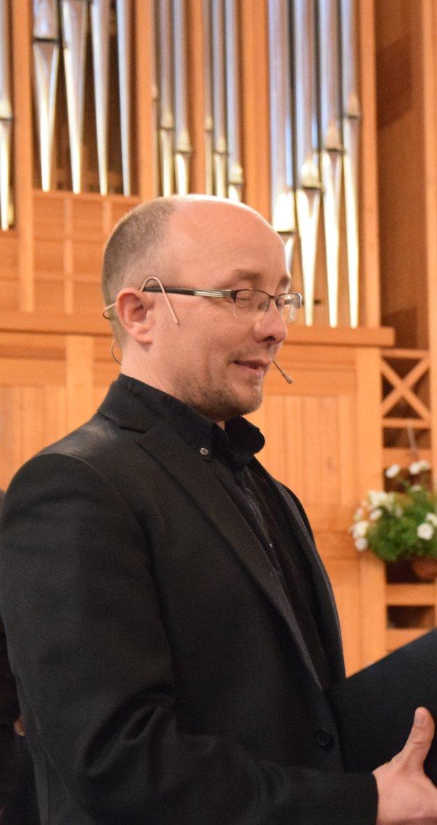 Ken-Gøran Mikkelsen.