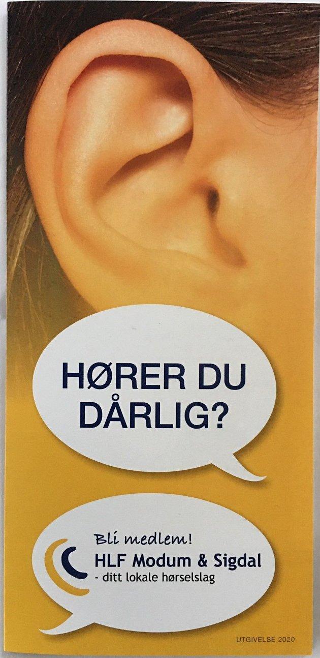 Hører du dårlig?