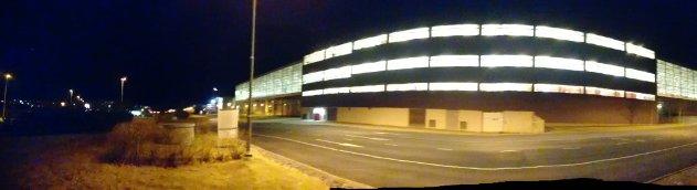 Postens Østlandsterminal i Lørenskog.