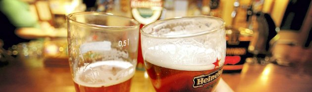 Etter høyt alkoholforbruk i jula, kan det kanskje være greit med en hvit januar?