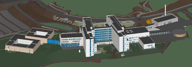 Skrinlegg planene om fellessykehus på Hjelset – og avslutt samtidig sykehuskrigen, skriver Per Helge Pedersen.