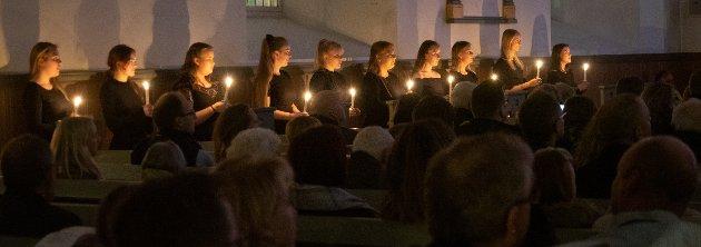 Greåker VGS og Rotary med julekonsert i Tune kirke