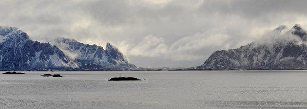 Lofoten, Vesterålen og Senja kan vise veien mot en grønn framtid