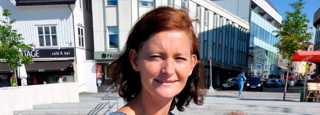Anne Strømøy (Høyre).