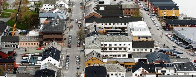 NYTT FORSLAG: I løpet av høsten vil det bli lagt fram forslag til nytt parkeringsreglement i Namsos sentrum, skriver Roger Johansen, kommunalsjef Samfunnssikkerhet og teknisk drift i Namsos kommune.