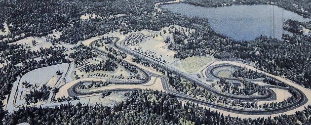 MILLIONER: Telemark Rings skjebne kan bli avgjort i løpet av de neste ukene. Notodden kommune må inn med flere millioner kroner hvis prosjektet skal drives videre. Trond Kaasa