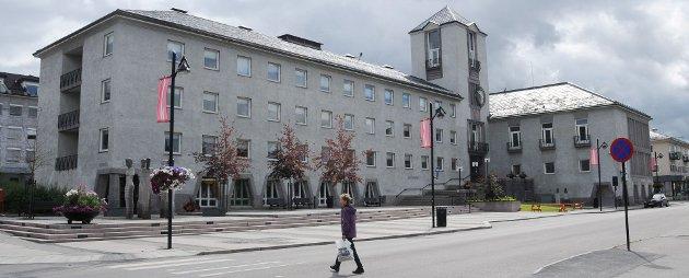 Rådhuset og rådhusplassen