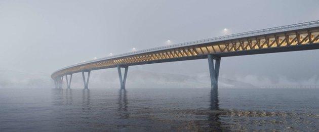UTVIKLING: - Det er ikke lett å være positiv til den utvikling av infrastruktur vi ser storsamfunnet krever, når medvirkning blir en parodi og oppleves å være en kamp for å bli hørt., skriver Arnt Erling Vik.