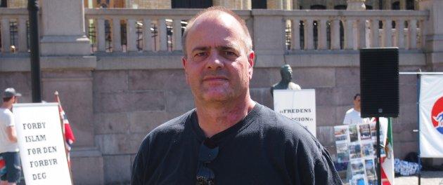KOMMER: Lars Thorsen (bildet) mener Glåmdalen har SIAN-vegring.