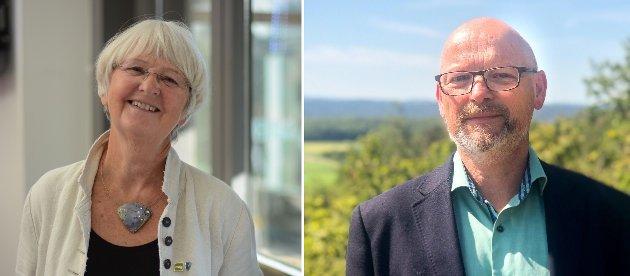 Randi Hagen Fjellberg og Ulf Lund Halvorsen