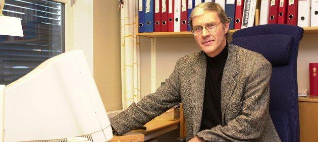 Ivar Øygard, tidligare fylkesjordskiftesjef, mener tida er moden for å slå sammen jordskifterettene i Gudbrandsdalen. (arkivfoto)