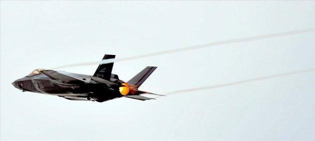 F-35 jagerfly