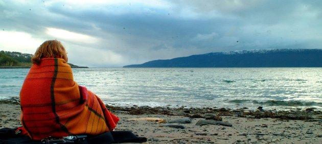 PÅVIRKER OSS: Klimaendringer påvikrer havet. Og havet påvirker oss. Hvilke konsekvenser får dét egentlig? Det er både positive og negative endringer, skriver Ida Folkestad Soltvedt og Jan-Gunnar Winther fra Senter for hav og Arktis i denne kronikken. Illustrasjons/arkivfoto: Kristoffer Klem Bergersen
