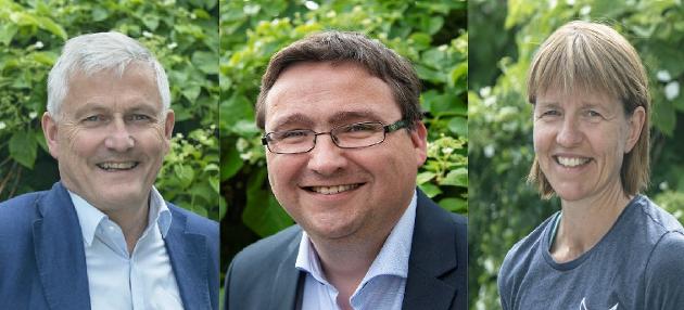Ved stortingsvalget i 2021 fikk Venstre 266 stemmer i Levanger. Dette er en fremgang på 0,2 prosent i forhold til forrige stortingsvalg, skriver Vidar Kjesbu, Karl M. Buchholdt og Velaug B. Leira fra Venstre.