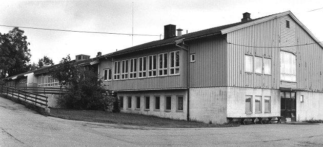 Kirkebygden skole 1985