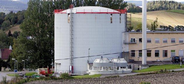 Statlig løft: Institutt for energiteknikk detter av 3 millioner kroner årlig til nedbygging av de to atomreaktorene. Ife har ikke økonomi til å finansiere oppryddingen og lagringen alene.Foto: