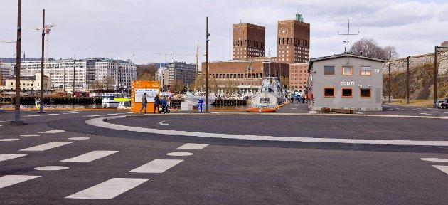 Rundt, men utenfor: Akershus omkranser Oslo og inngår i en felles bo- og arbeidsmarkedsregion med hovedstaden. Det skaper gjensidig avhengighet og utfordringer. Foto: NTB Scanpix