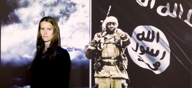 :Anne Stenersen, forsker ved FFI, hadde en kronikk med overskriften «Mer islamsk terror i Europa». Selv om den peker på reelle utfordringer, kan den bidra til å forvirre om de reelle utfordringene knyttet til dette.Foto: Lisbeth Lund Andresen