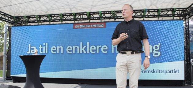 Enklere hverdag - om 20 år? Med samferdselsminister Ketil Solvik-Olsens holdning, kan ny bru like gjerne stå ferdig i 2035 som i 2022, slik vi ble lovet. Tilliten til regjeringen, om at det noen gang blir utbygging, er borte.Foto: NTB Scanpix