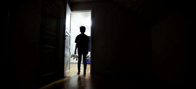 To-tre i klassen: Hvert syvende barn i Norge blir utsatt for vold og overgrep. Dessverre er ikke tilstanden noe bedre i vårt eget fylke.Foto: Roar Grønstad