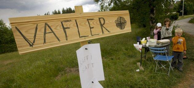 Symbol for en verdi: Når debatten om norske verdier raser, er det viktig å skille mellom skikker og verdier, men også anerkjenne at vi er et folk som bruker skikker og vaner som tegn på verdier vi knytter til dem.Foto: NTB Scanpix