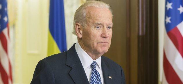 «Senior for president»: Joe Biden (76) leder på meningsmålingene, men alderen bekymrer både kommentatorer og demokratiske partikolleger. Foto: Colourbox